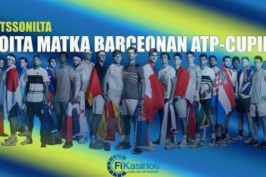 Tennismatka Barcelonaan Betssonilta