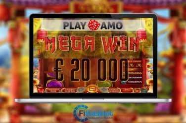 20 000 euron voitto PlayAmolla