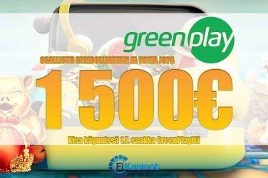 GreenPlayn 5 000 euron symbolijahti
