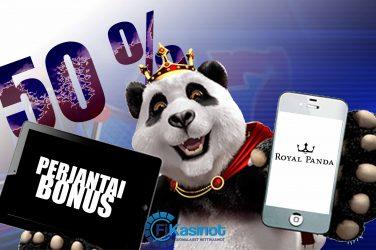 Perjantaibonus Royal Pandalta