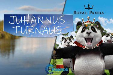 Royal Pandan 3 000 euron juhannusturnaus