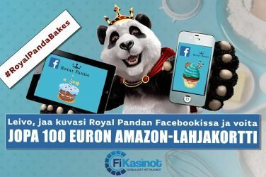 Royal Pandan leivontakampanja