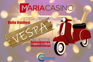 Vespa Maria Casinolta
