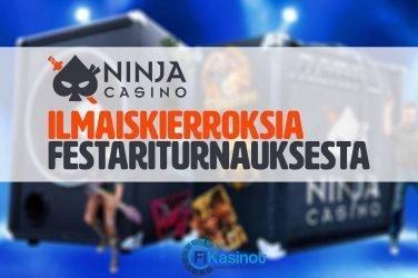 Ninja Casinon festariturnaus