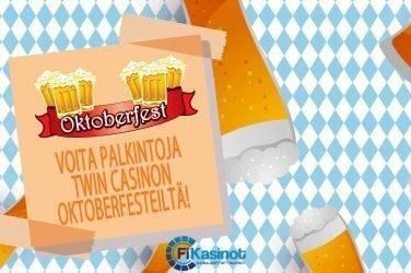 Oktoberfest Twin Casinolla
