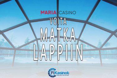 Lapin matka Maria Casinolta