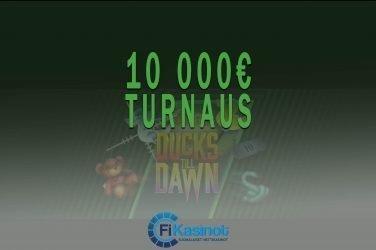Unibetin 10 000 euron turnaus